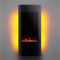 Create a contemporary focal point in any room with the Ekofires 1011 Grand Electric Fire