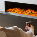 Electric Fires provide a simple solution to add style and ambience to your home