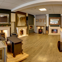 Visit our stunning Fireplace Showroom in Manchester