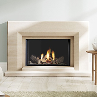 5 of the best gas fires for homes without a chimney or flue flames rh flames co uk Wood Fireplace Inserts Chimney fireplaces without chimney breast