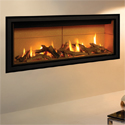 Wall Fires - Create a striking, modern feature in your home with a Gas Fire, Electric Fire or Woodburner fitted raised up in the wall