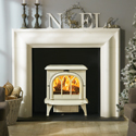 What' going on in front of your fire this Christmas?