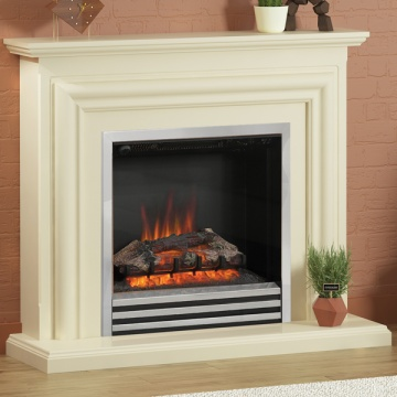 Be Modern Carina Electric Fireplace Suite