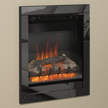 Be Modern Casita 18'' Wall Mounted Inset Electric Fire