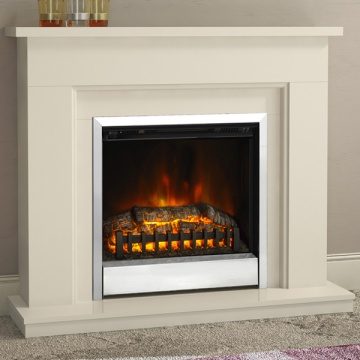 Be Modern 'Plus' Trowbridge Electric Fireplace Suite