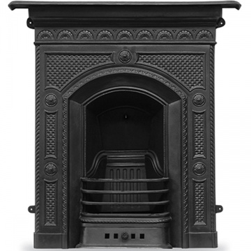 Carron Hawthorne Cast Iron Combination Fireplace