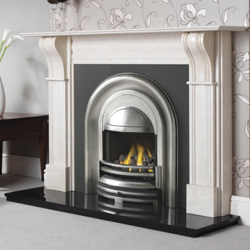 Cast Tec Durham Marble Fireplace