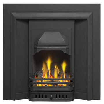 Cast Tec Jesmond Integra Cast Iron Fireplace Insert