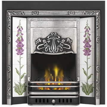 Cast Tec Oxford Integra Cast Iron Fireplace Insert