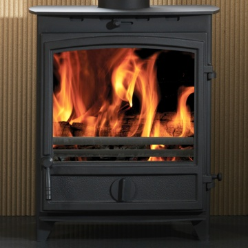 Cast Tec Vulcan 8 Wood Burning / Multi-Fuel Stove