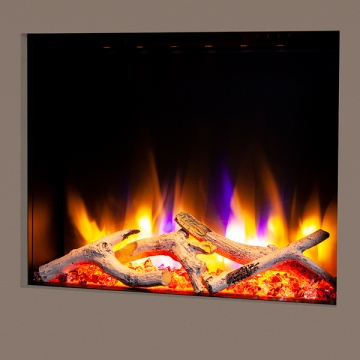 Celsi Ultiflame VR Celena Inset Wall-Mounted Electric Fire