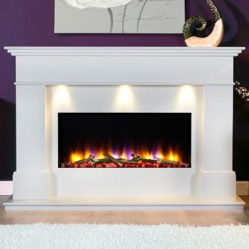 Celsi Ultiflame Vr Adour Elite Illumia Electric Fireplace