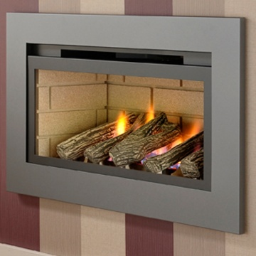 Crystal Fires Boston Gas Fire