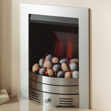 Crystal Fires Slimline Radiant Gas Fire - Fascia Model