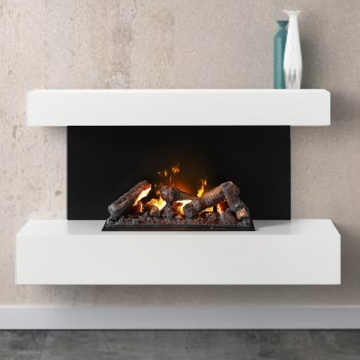 Dimplex Esme Opti-Myst Electric Fireplace Suite