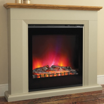 Elgin & Hall Arletta Electric Fireplace Suite