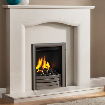 Elgin & Hall Sophia Marble Fireplace