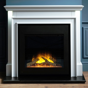 Flamerite Aubade 600 Electric Fireplace Suite