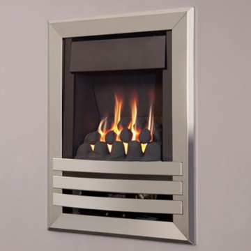 Flavel Windsor Plus Contemporary Wall Mounted Gas Fire