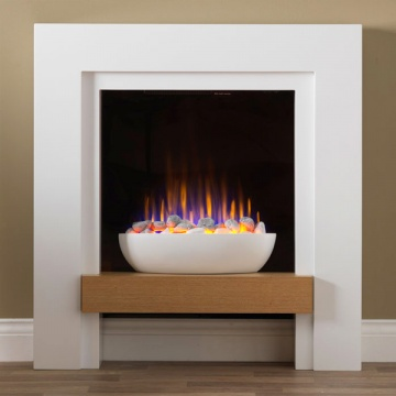 Gallery Alto Electric Fireplace Suite