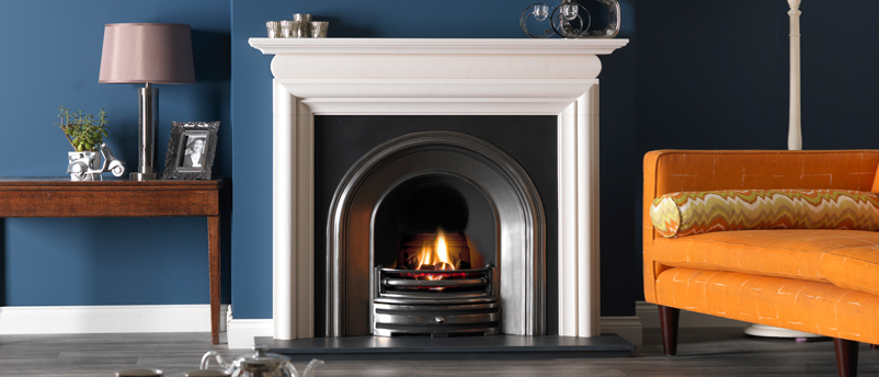 Gallery Asquith Limestone Fireplace