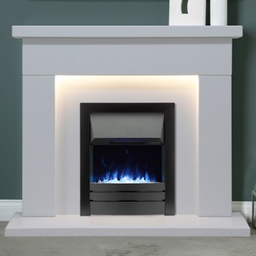 Gallery Durrington Marble Fireplace Suite