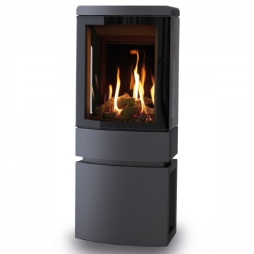 Gazco Loft Balanced Flue Gas Stove Flames Co Uk