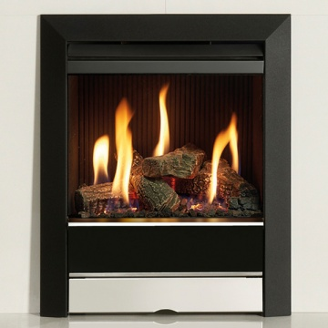 Gazco Logic HE Tempo Balanced Flue Gas Fire