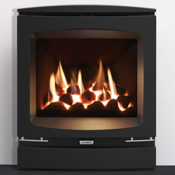Gazco Logic HE Vogue Balanced Flue Convector Gas Fire