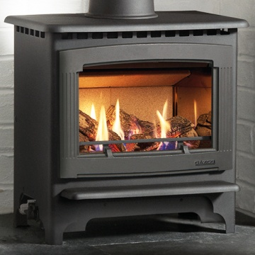 Gazco Marlborough2 Medium Balanced Flue Gas Stove