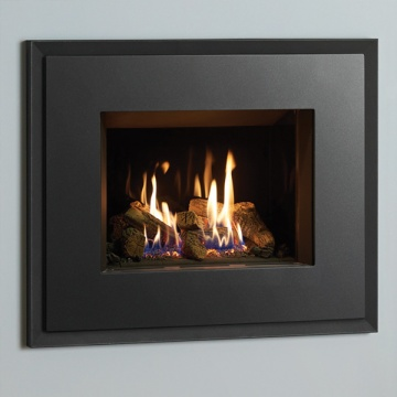 Gazco Riva2 500 Evoke Steel Gas Fire