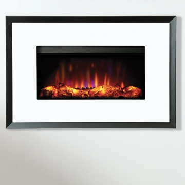 Gazco Riva2 670 Evoke Glass Electric Fire