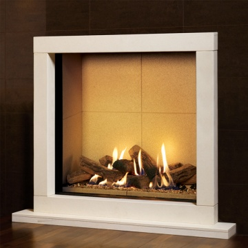 Gazco Riva2 800 Sorrento Balanced Flue Gas Fireplace