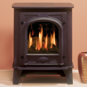 Gazco Stockton Small Balanced Flue Gas Stove