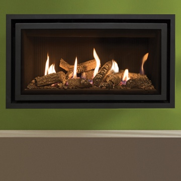 Gazco Studio 1 Edge + (Plus) Gas Fire