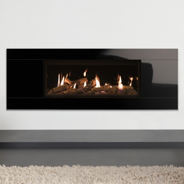 Gazco Studio 2 Glass Fronted Gas Fire