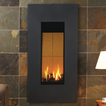 Gazco Studio Studio 22 Steel Balanced Flue Gas Fire