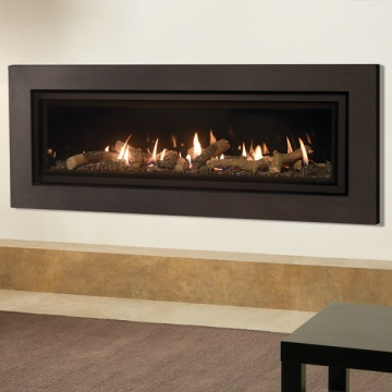 Gazco Studio Expression Balanced Flue Gas Fire