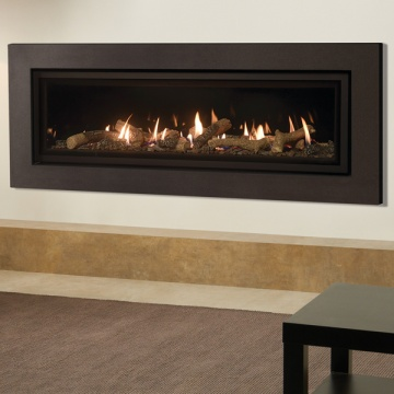 Gazco Studio 3 Expression Balanced Flue Gas Fire