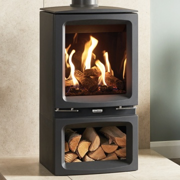 Gazco Vogue Midi Balanced Flue Gas Stove
