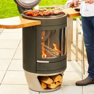 Chesneys HEAT 500 Collection Outdoor Barbecue Heater