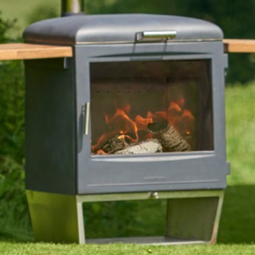 Chesneys HEAT GARDEN PARTY Outdoor Barbecue Heater