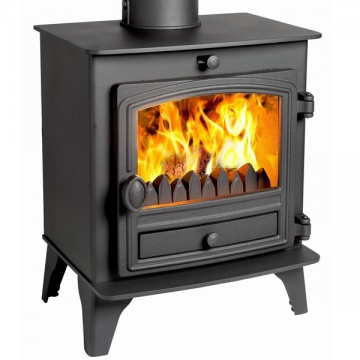 Hunter Herald Compact 5 Wood Burning & Multi-Fuel Stove