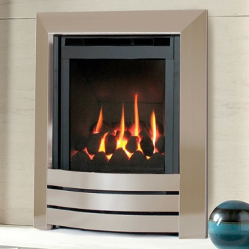 Kinder Kalahari HE Gas Fire - Fascia Model