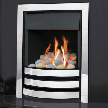 Kinder Kalahari Plus Gas Fire - Fascia Model