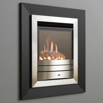 Legend Evora HE 4 Sided Gas Fire