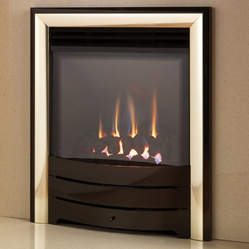 Legend Evora HE Gas Fire - Fascia Model