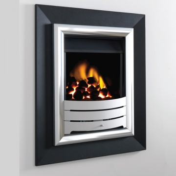 Legend Virage HE 4 Sided Gas Fire