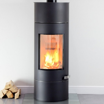 Mendip Somerton II Tall SE Wood Burning Stove