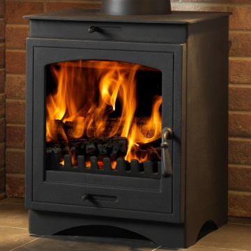 Gallery Helios 8 Cleanburn Wood Burning & Multi-Fuel Stove